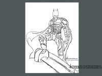 DRW-Sketch-Batman