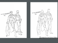 DRW-Sketch-Superman-Batman